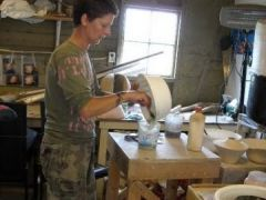 Workshop Raku Stoken